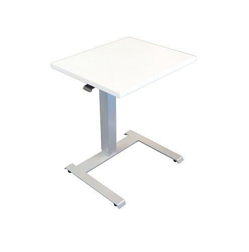 Korkeussäädettävä pöytä